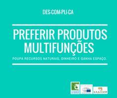 Semana Europeia da Prevenção de Resíduos - EWWR 2015 #descomplica #EWWR2015