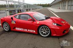 """Autodromo de Modena - """"Da série melhores momentos de 2013: uma volta de Ferrari em Modena"""" by @Alexandra Aranovich"""