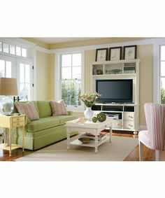 Stanley FurnitureHome Entertainment » Entertainment Centers » Coastal Living CottagePlasma TV Bookcase