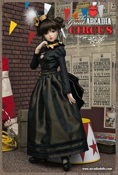 The Great Arcadia Circus | ARCADIA DOLLS