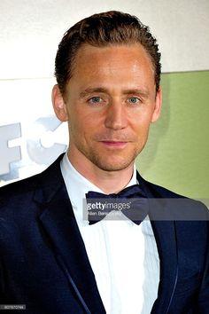 Actor Tom Hiddleston attends AMC Networks' 68th Primetime Emmy Awards…