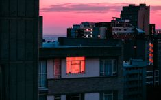 What better way to enjoy the sunset than on top of your apartment building?? #goals