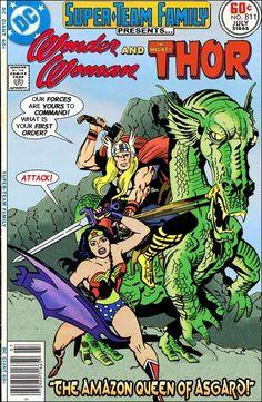 #dc #dccomics #marvel #marvelcomics #superteamfamily #comicbooks #covers #superheroes #comicwhisperer #comiccovers #wonderwoman #thor