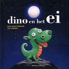 Digitaal prentenboek: Dino en het ei