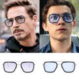 Ironman & Spiderman Sunglasses Edith - Dortrait Sunglasses Price, Luxury Sunglasses, Retro Sunglasses, Sunglasses Women, Tony Stark Sunglasses, Streetwear, Ironman, Iron Man Tony Stark, Cosplay