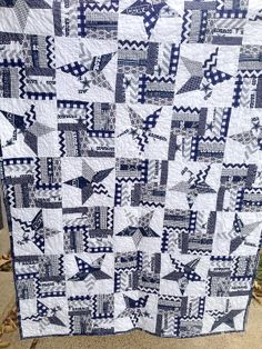 Dallas Cowboys Quilt | Quilts By Mom | Pinterest | Cowboy quilt ... : cowboy quilt - Adamdwight.com