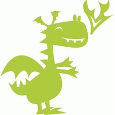 Silhouette Design Store - Search Designs : dragon