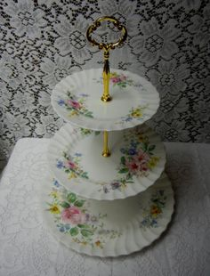 Now EVERYONE in the family can have some of Grandma's china set!
