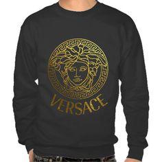 Versace men Sweatshirt hoodie tshirt shirt size S-3XL Screen Printing by Melissa2012us