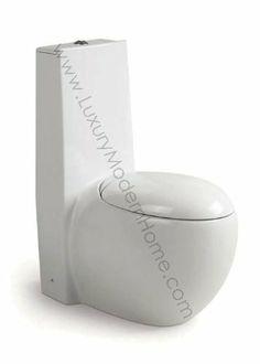 toilet HOSTILIAN TOILET - Dual Flush Modern European Italian One Piece Toilet Inodoro Moderno Lujo Concealed Trapway Zen Feng Shui www.LuxuryModernHome.com,http://www.amazon.com/dp/B003HWP10W/ref=cm_sw_r_pi_dp_J4Z4sb09ABM4Q73E