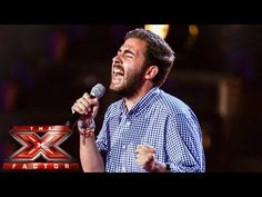 Andrea Faustini sings I Didn't Know My Own Strength | Boot Camp | The X Factor UK 2014 - YouTube