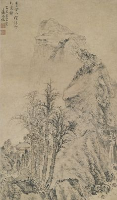 Yuan Shangtong (1570-After 1661) |
