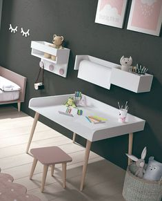 home diy updates Small Room Design, Home Room Design, Baby Room Decor, Bedroom Decor, Toy Rooms, Kids Decor, Home Decor, Cuisines Design, Kids Furniture