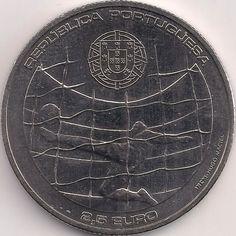 Wertseite: Münze-Europa-Südeuropa-Portugal-Euro-2.50-2014-Mundial da FIFA Brasil