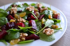 Healthy Salad Recipes, Healthy Food, Lunches And Dinners, Kung Pao Chicken, Potato Salad, Side Dishes, Salads, Food And Drink, Vegetables