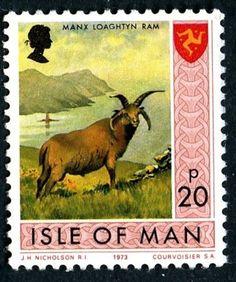 1973 Independent Postal Administration 20p