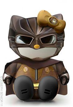 Hello Nite Owl Una ingeniosa manera de acercar a las nenas al buen comic book