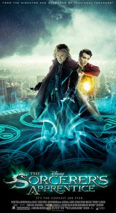 The Sorcerer's Apprentice - I loved this! Magical and funny, even if it was a bit cheesy!