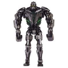 Amazon.com: Real Steel Figure Wave 2 Zeus (Battle Damaged Version): Toys & Games