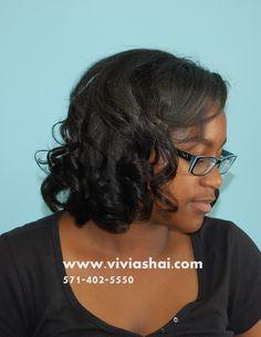Hair Salon VA, Natural hair Care