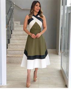 Pick your favorite Simple Dresses, Pretty Dresses, Short Dresses, Summer Dresses, Formal Dresses, Modest Fashion, Fashion Dresses, Mode Style, Dress To Impress
