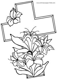 Christian Coloring Pages!