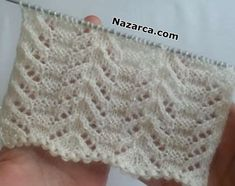 Lace Knitting Patterns, Knitting Stiches, Crochet Stitches, Baby Knitting, Crochet Hats, Baby Cardigan, Lana, Free Pattern, Diy And Crafts