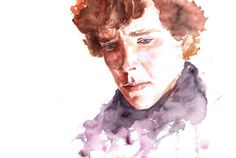 Traditional Art, Deviantart, Canvas, Sherlock, Artist, Cookie, Painting, Tela, Biscuit