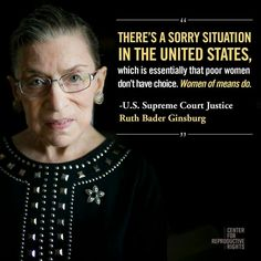 Women's Rights Quotes How She Deals With The Stupids Pinterest  Justice Ruth Bader .
