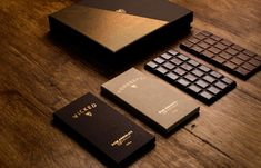 #packaging #design #chocolate #minimal