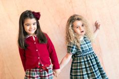 Tartan and Flannel..Malvi   & Co  for  Bookmoda Kids- Fall Winter 2014-15 Collection www.bookmoda.com