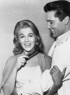 Elvis and Ann. Ele era tão lindo, charmoso, sedutor e talentoso... ai ai ai