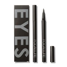 Waterproof Liquid Pen Eyeliner #eyeliner #waterproof #liquid #easy #sharptip #affordable #goodquality
