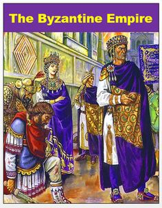 We're not a huge publisher. We're actually a young company with ideas for better engagement in the history classroom. History Activities, Writing Activities, Culture Activities, Nicene Creed, Empire, Medieval World, History Classroom, Byzantine Art, Hagia Sophia