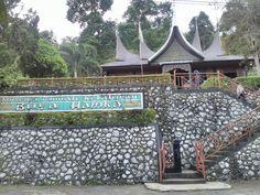 Museum Rumah Kelahiran Buya Hamka Agam Sumatera Barat