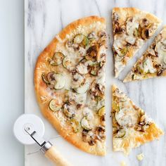 According to Yelpers, the best pizza is The Cheese Board in Berkeley, California.