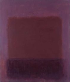 Purple Brown - Mark Rothko.  Professional Artist is the foremost business magazine for visual artists. Visit ProfessionalArtistMag.com.