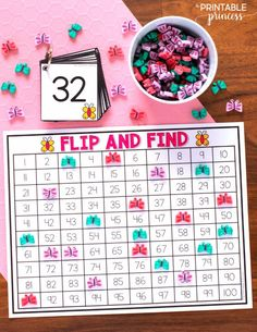 Need some ideas to freshen up your spring activities? In this post you'll find tons of engaging, hands-on activities to keep your kiddos learning all through the month of March and April. These Spring Activities for Kindergarten are great for morning tubs, early finishers, or literacy and math centers. Best of all they were made just for Kindergarten - which means they are skills your little learners are working on during spring. While you're there, be sure to download your free copy of a fun Kindergarten Math Activities, Preschool Math, Math Classroom, Fun Math, Teaching Math, Literacy, Early Finishers Kindergarten, Learning Activities, Number Sense Kindergarten