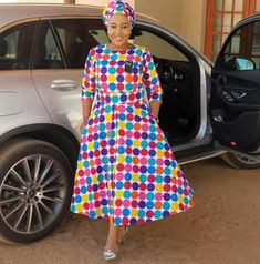Philippians 4 Rejoice in the Lord always. I will say it agai African Wear Dresses, Latest African Fashion Dresses, African Print Fashion, African Outfits, Sepedi Traditional Dresses, Traditional Wedding, Afro, Shweshwe Dresses, Ankara Skirt And Blouse