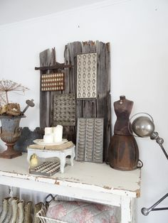 Ein Blog über Wohnen Und Leben Im Französischen Shabbychic,nordischen  Shabbystil, Alte Möbel, Weiss, Französisches Keramik | Jeanne Darc Living |  Pinterest