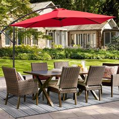 Homall 10 Ft Patio Offset Cantilever Umbrella offers more shade for your outdoor activity, a good choise for commercial and residential areas, suitable for poolside, garden, backyard, balcony and other outdoor areas. Pergola Patio, Pergola Plans, Pergola Ideas, Pergola Kits, Vinyl Pergola, Patio Ideas, Iron Pergola, Steel Pergola, Corner Pergola