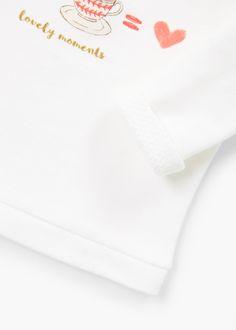 Suéter algodão desenho | MANGO KIDS