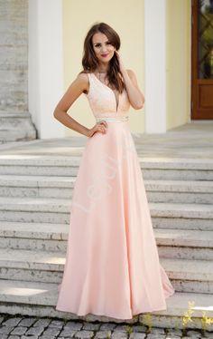a58a25c4cd Niesamowite obrazy na tablicy Długie Suknie   Long dresses (240) w ...