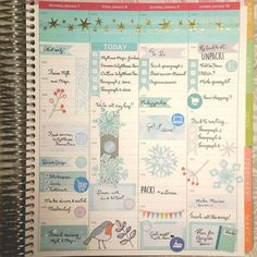 The second half of my week in my hourly, I'm really falling in love with this layout Shops are tagged