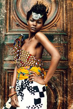 ZION TRIBE IN MOTEL MAGAZINE by MAËLLE ANDRE, via Behance