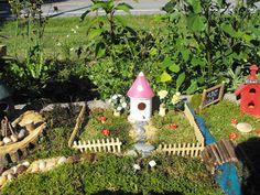 My Serenity: Our Fairy Garden