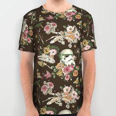 Botanic Wars All Over Print Shirt