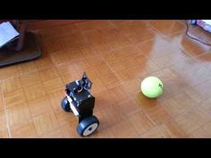 Raspberry Pi camera module openCV object tracking and following stuff or people....