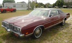 Ok, folks, the ad for this 1972 Ford LTD has me convinced that it really is a true survivor with only miles. Take a look at this ad here on craigslist and see if you agree. Ford Ltd, Ford Stock, Car Pictures, Car Pics, Ford Lincoln Mercury, Ford Torino, Ford Classic Cars, Vintage Cars, Vintage Auto