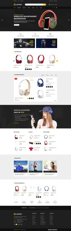53 Best Shopify Themes images in 2017 | Themes free, Website